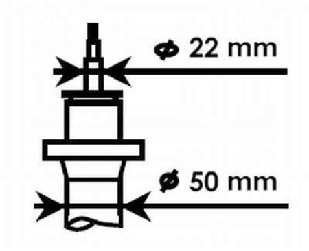 Amortyzatory Przednie KYB SEAT TOLEDO III