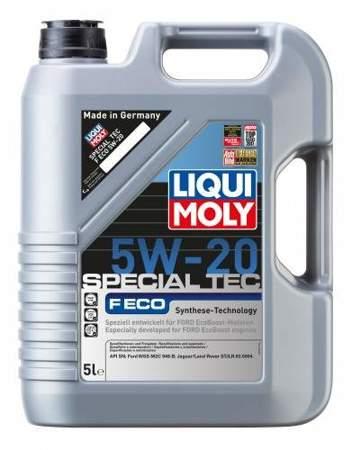 Olej Liqui Moly Special Tec F Eco 5W20 5L